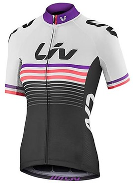 Liv Race Day Womens Short Sleeve Jersey
