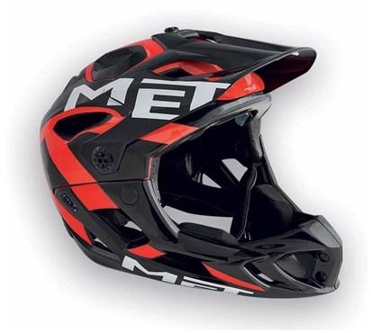 MET Parachute Full Face MTB Cycling Helmet