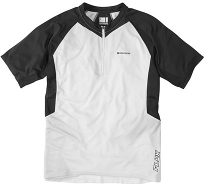Madison Flux Capacity Short Sleeve Jersey