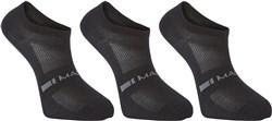 Madison Freewheel Coolmax Low Socks Triple Pack