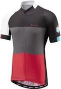 Madison Sportive Short Sleeve Half-Zip Jersey
