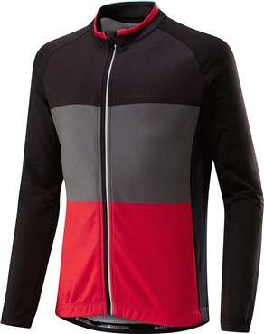 Madison Sportive Youth Long Sleeve Thermal Jersey