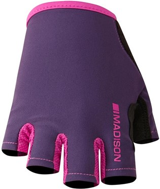 Madison Track Womens Short Finger Gloves AW17