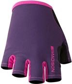 Madison Track Womens Short Finger Gloves