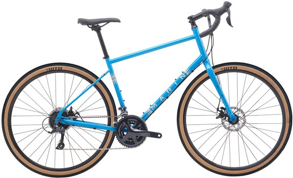 Marin Four Corners 2019 - Touring Bike