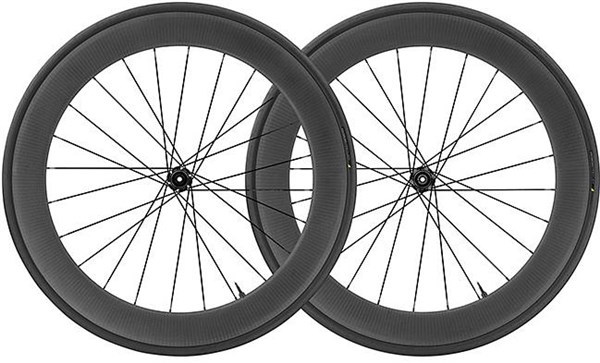 Mavic Comete Pro Carbon UST Disc Road Wheel Set