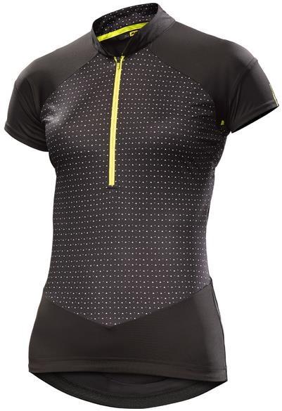 Mavic Sequence Graphic Jersey - Cykeltrøje med korte ærmer - Dame - Bordeaux   Trøjer