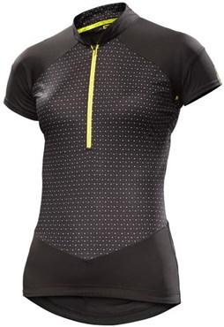 85a6e3baad6 Mavic Sequence Graphic Cycling Womens Short Sleeve Jersey | Tredz Bikes