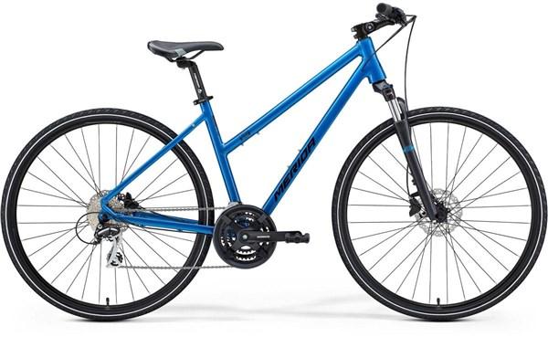 Merida Crossway 20D Womens 2021 - Hybrid Sports Bike