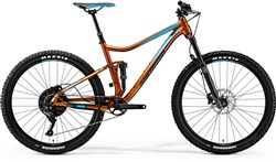 Merida One-Twenty 7.600 Mountain Bike 2018 - Trail Full Suspension MTB