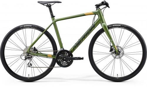Merida Speeder 100 2020 - Hybrid Sports Bike | City