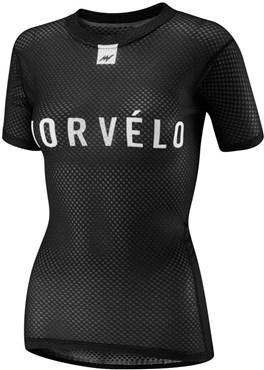 Morvelo Womens Short Sleeve Baselayer