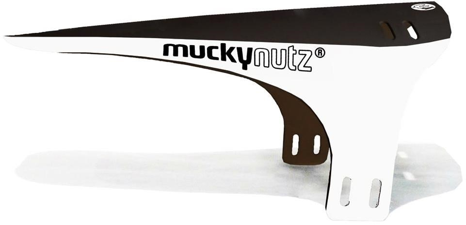 Mucky Nutz Face Fender Forskærm, Black/Yellow | Mudguards