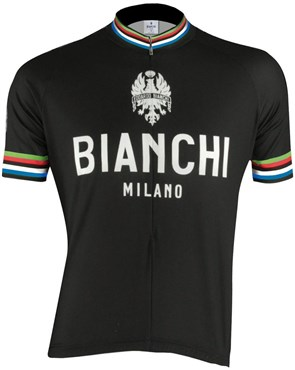 9c0ce6a39 Nalini Bianchi Milano Pride Short Sleeve Jersey