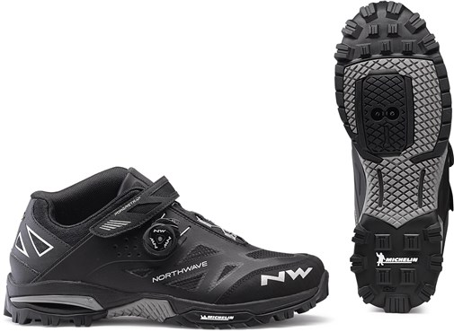 Northwave Enduro MID SPD MTB Shoes | Sko