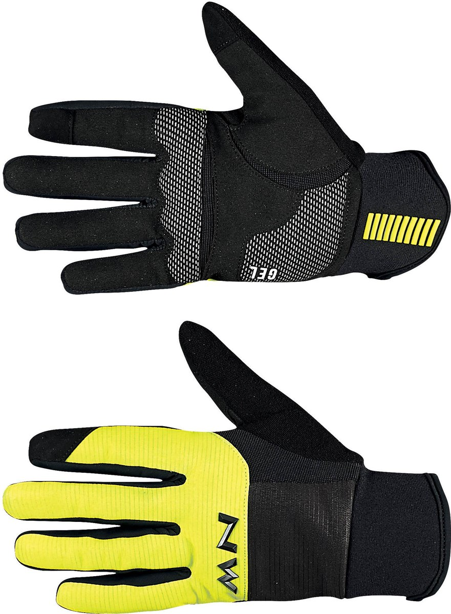 Northwave Power 3 Gel Pad Long Finger Gloves   Gloves