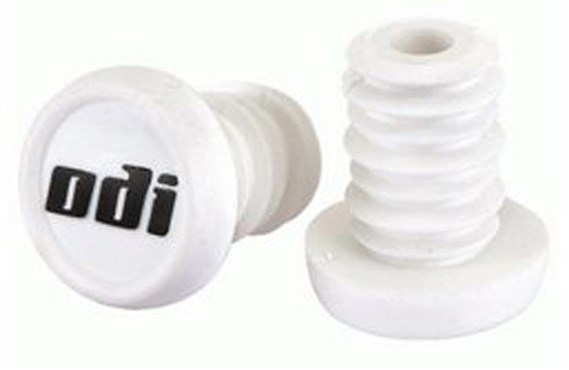 ODI BMX Push In Bar Plugs | Styrpropper
