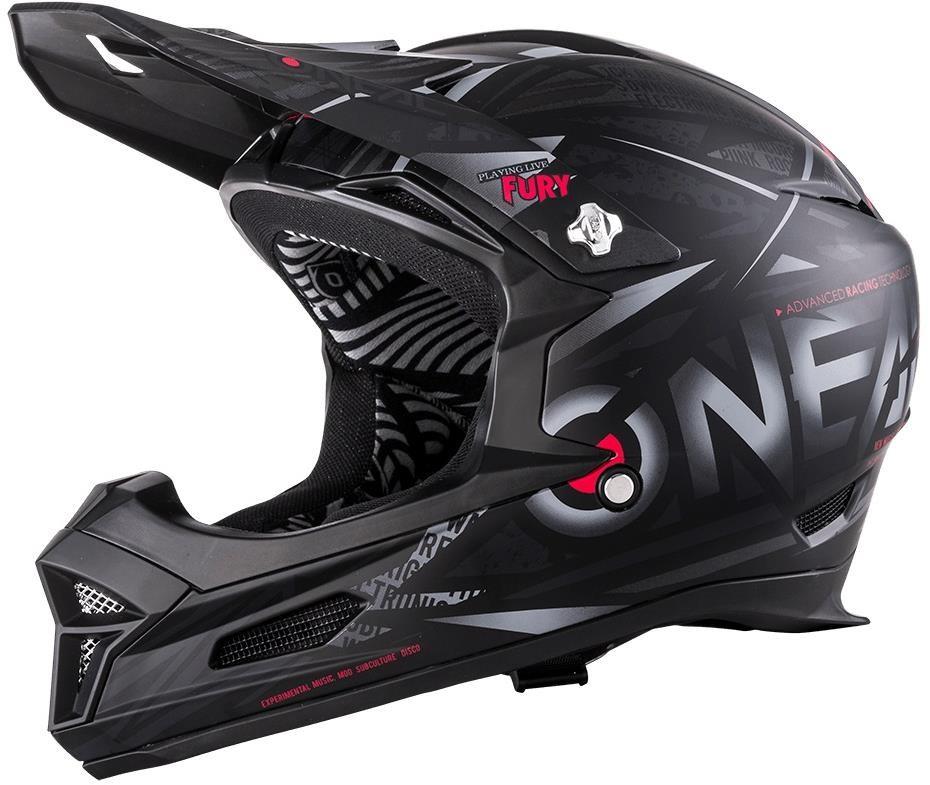 ONeal Fury Full Face Helmet | Hjelme