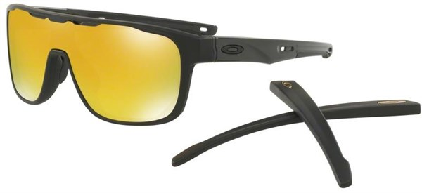 Oakley Crossrange Shield Sunglasses | Briller