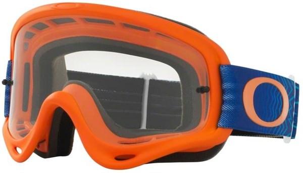 Oakley O-Frame MX Goggles | Beskyttelse