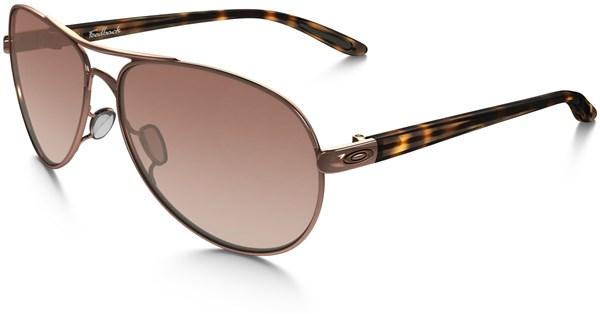 Oakley Womens Feedback Sunglasses | Briller