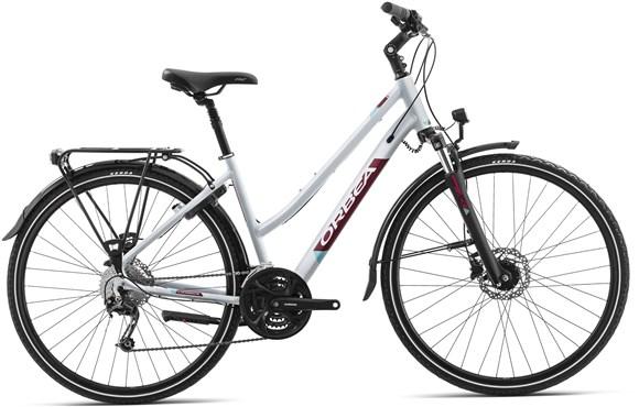 Orbea Comfort 12 Pack 2019 - Hybrid Sports Bike | City-cykler