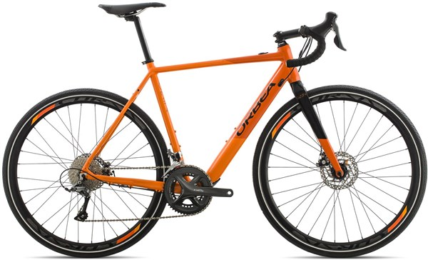 Orbea Gain D50 2019 - Electric Road Bike | City