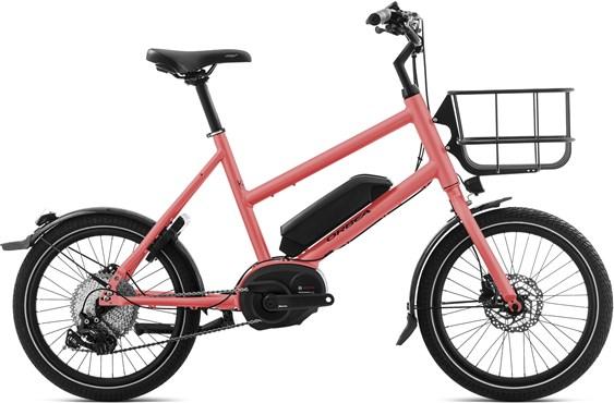 Orbea Katu-E 10 2019 - Electric Hybrid Bike | City-cykler