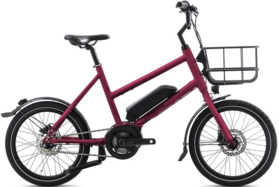 Orbea Katu-E 30 2019 - Electric Hybrid Bike | City-cykler
