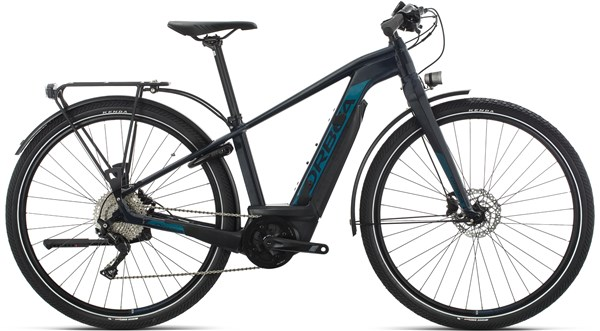 Orbea Keram Asphalt 20 2019 - Electric Hybrid Bike | City