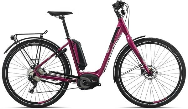 Orbea Optima Asphalt 10 2019 - Electric Hybrid Bike | City-cykler