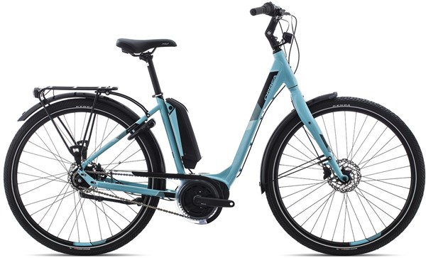 Orbea Optima Asphalt 20 2019 - Electric Hybrid Bike | City-cykler
