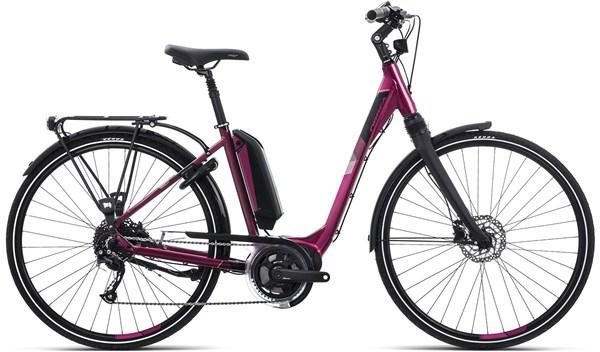 Orbea Optima Comfort 30 2019 - Electric Hybrid Bike | City-cykler