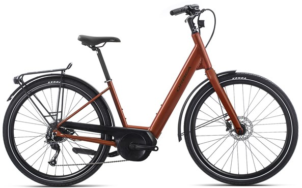 Orbea Optima E40 2019 - Electric Hybrid Bike   City-cykler