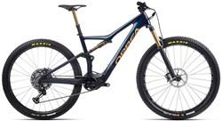 """Orbea Rise M-LTD 29"""" 2021 - Electric Mountain Bike"""