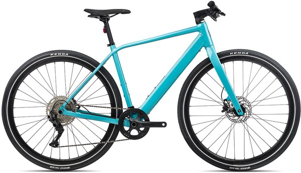 Orbea Vibe H30 2021 – Electric Hybrid Bike