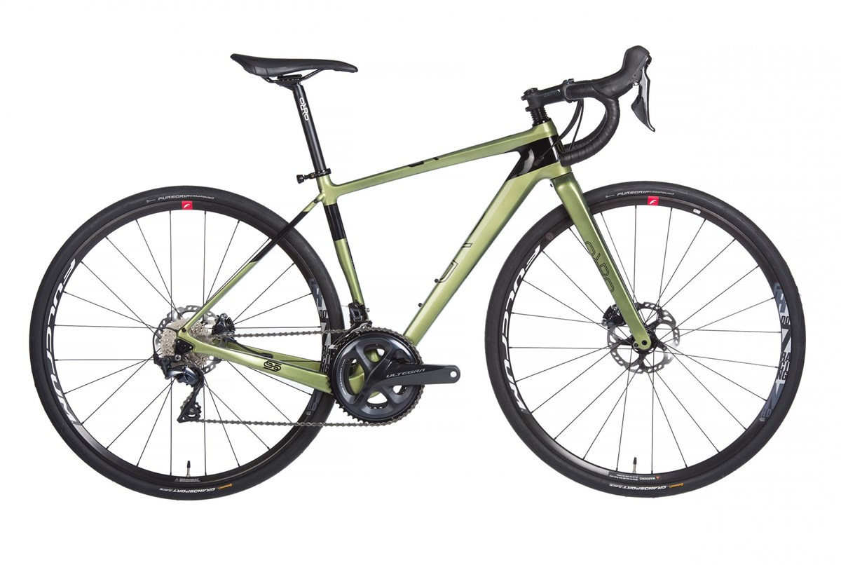 Orro Terra C 8020 Disc 2019 - Gravel Bike | Road bikes