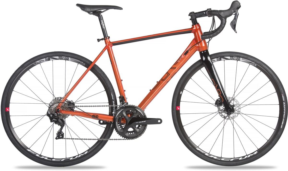 Orro Terra Gravel 105 Hydraulic 2020 - Gravel Bike | Road bikes