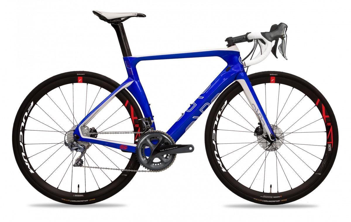 Orro Venturi Aero Ultegra Disc 2019 - Road Bike | Road bikes