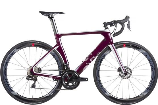 Orro Venturi Signature Ultegra Di2 WIND400 2020 - Road Bike