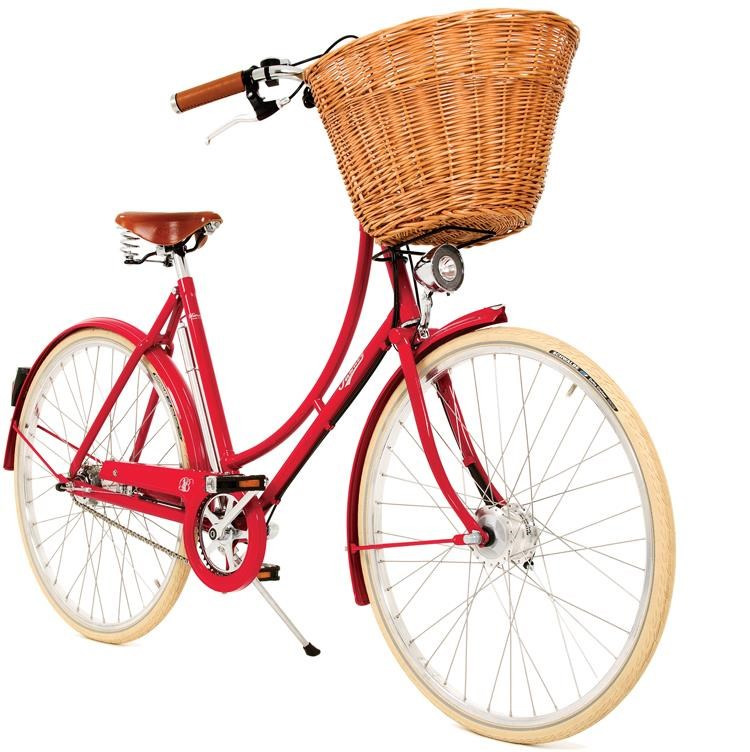 Pashley Britannia 5 Speed Womens 2019 - Hybrid Classic Bike | City-cykler