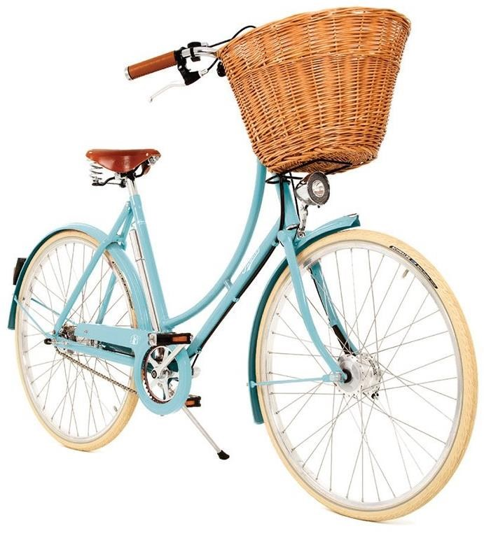 Pashley Britannia 8 Speed Womens 2019 - Hybrid Classic Bike | City-cykler