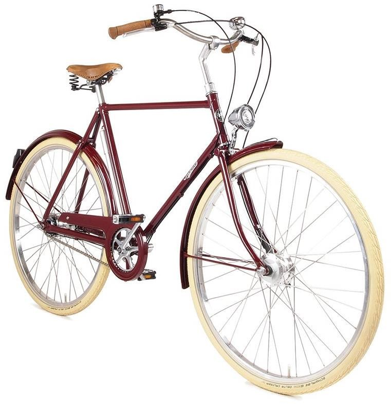 Pashley Briton 2019 - Hybrid Classic Bike | City-cykler