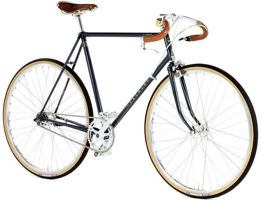 Pashley Clubman 2019 - Hybrid Classic Bike | City-cykler