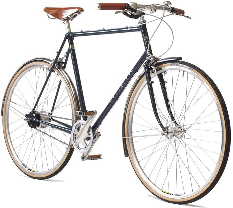Pashley Countryman 2019 - Hybrid Classic Bike | City-cykler