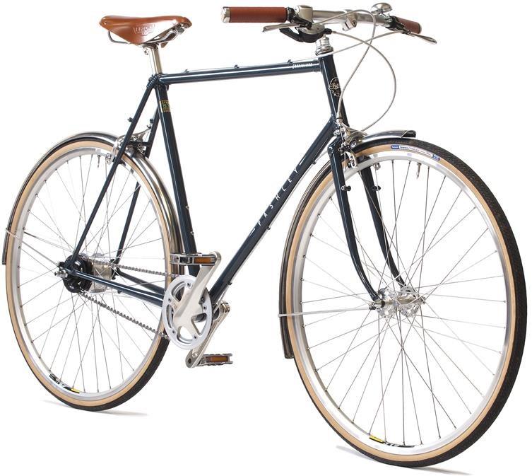 Pashley Countryman 2020 - Hybrid Classic Bike | City