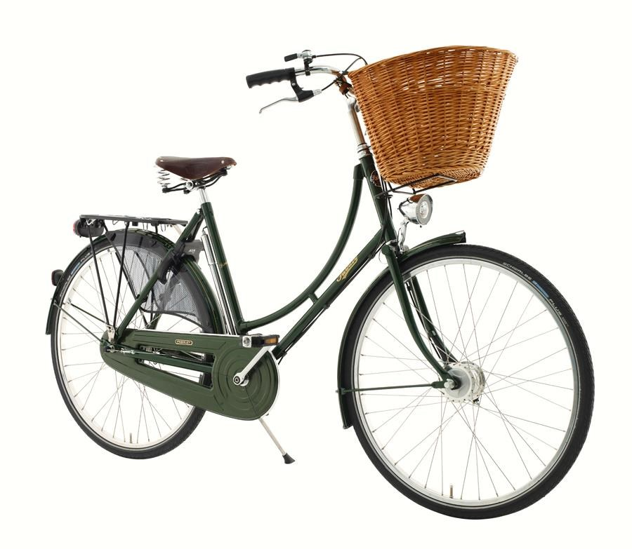 Pashley Princess Sovereign 5 Speed Womens 2019 - Hybrid Classic Bike | City-cykler