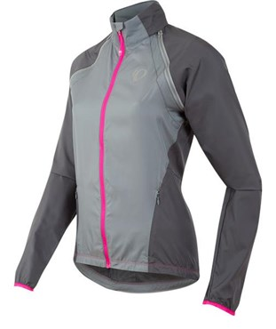 Pearl Izumi Elite Barrier Convertible Womens Cycling Jacket SS17 | Jakker
