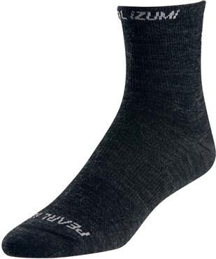 Pearl Izumi Elite Wool Cycling Socks SS17