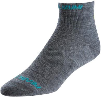 Pearl Izumi Womens Elite Wool Cycling Socks SS17